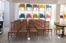 Cafe Berjer Sandalye İmalat